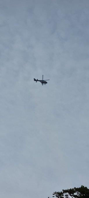 S-Gravenzande Politiehelikopter inzet. Nog niet bekend waarom https://t.co/VJhCWBfoy3
