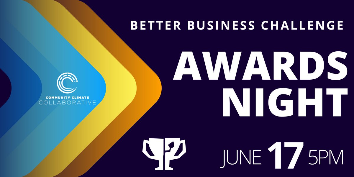 Looking forward to having @chris_energy @LEAP_VA at the pantry this afternoon for the @c3climate Better Business Challenge Awards celebration!