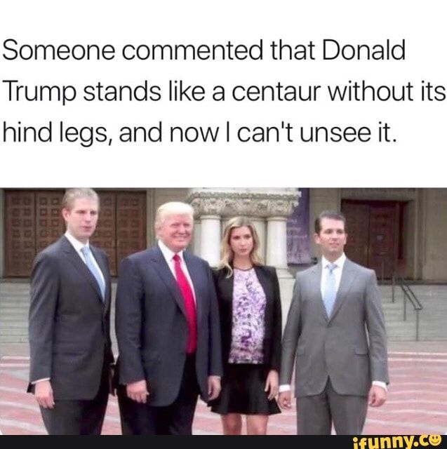 @tomiahonen Or how a Centaur who is missing his hind legs would stand. Sometimes, I wonder if there are hooves hidden in those shoes. The entire family stands as if they're either inhuman or just haven't adjusted to Earth's gravity. 🤣 https://t.co/erfr5suEHR