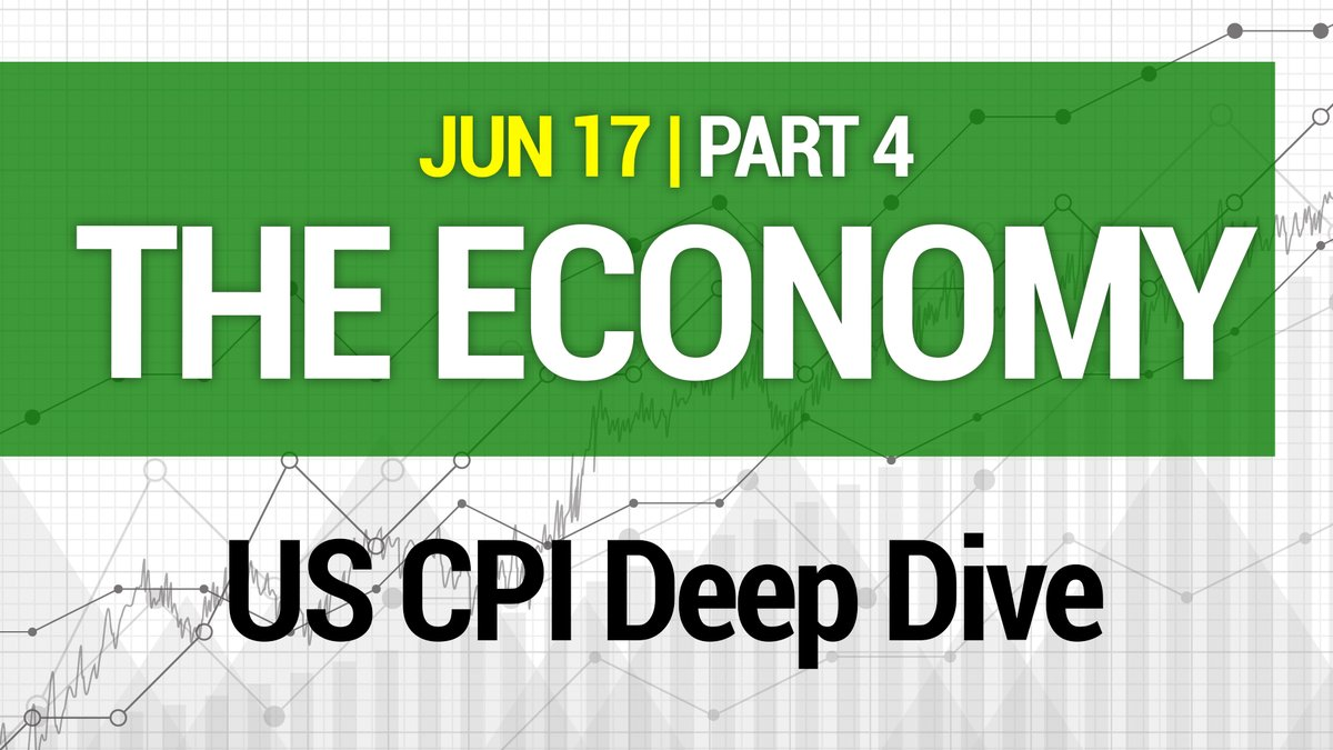 The Economy, Part 4/5: US CPI Deep Dive - with @markfny   https://t.co/ur2BUL2KdZ  #BigOil #BigData #PVN #OOTT #economy #wages #income #employment #unemployment #imports #exports #supply #demand #oilandgas #energy #China #Europe #USA #wagecompression @PrimaryVision https://t.co/fcQKBSHm5h