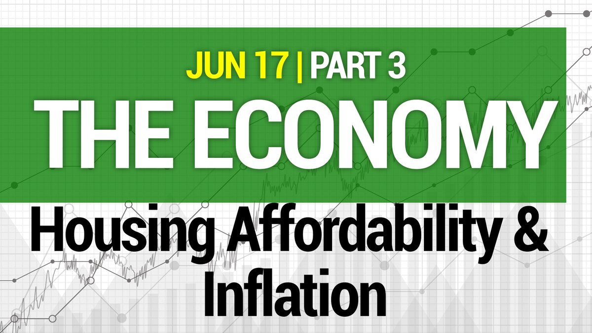 The Economy, Part 3/5: Housing Affordability & Inflation - with @markfny   https://t.co/BkpHwt1J0l  #BigOil #BigData #PVN #OOTT #economy #wages #income #employment #unemployment #imports #exports #supply #demand #oilandgas #energy #China #Europe #USA #housing #GDP @PrimaryVision https://t.co/ozHlD2mFNk