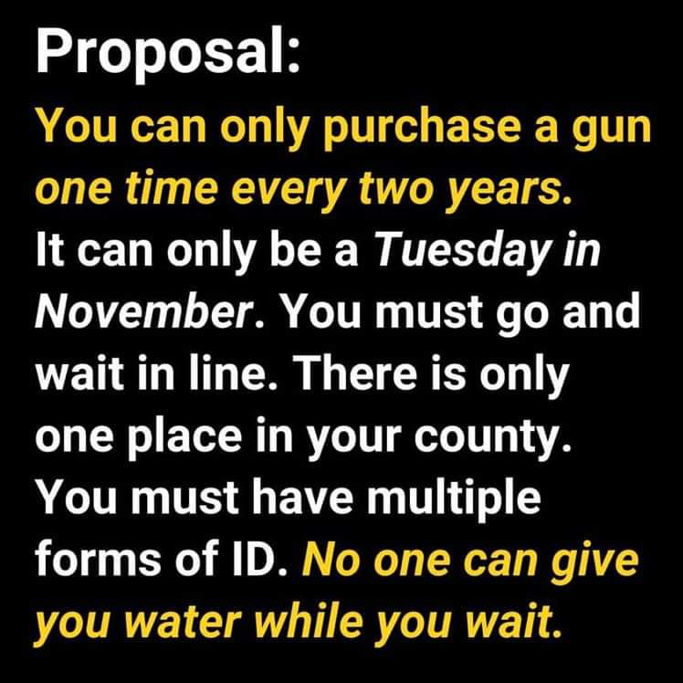 A worthy constitutional proposal for gun safety. https://t.co/t8yVk9wlgH