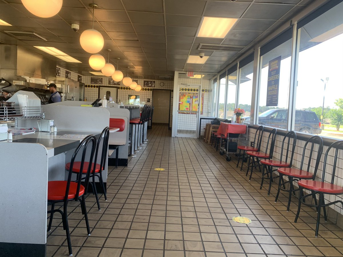@LeeOSanderlin's photo on Waffle House