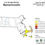 Image for the Tweet beginning: Updated drought monitor starting to
