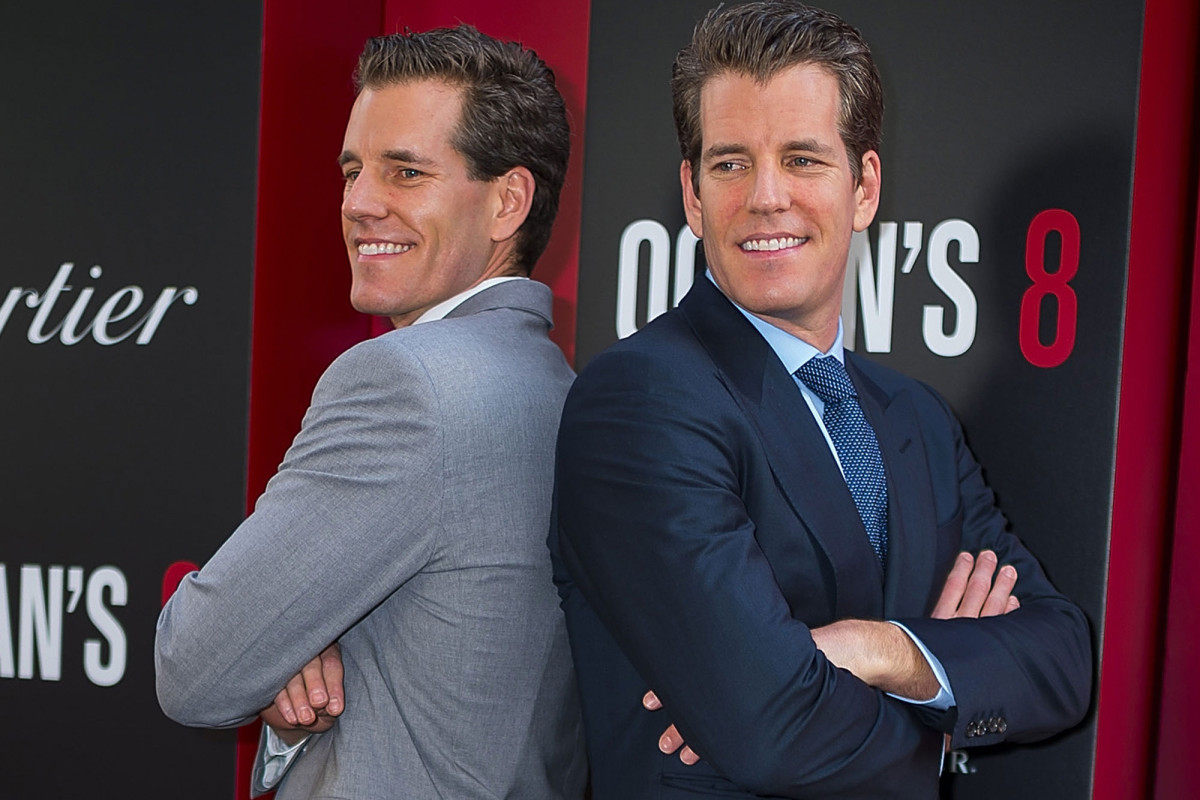 Winklevoss twins Tyler and Cameron have started a band https://t.co/eFHF6kwwbg https://t.co/ilZuLx0QyM