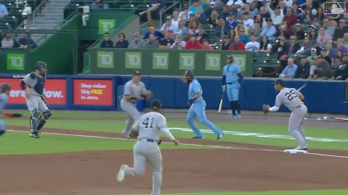 @SportsCenter's photo on Yankees