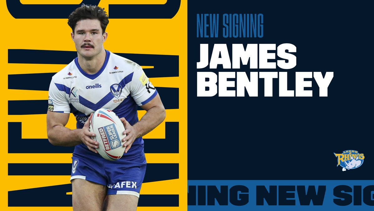 Well this is excellent news @leedsrhinos #rugbyleague
