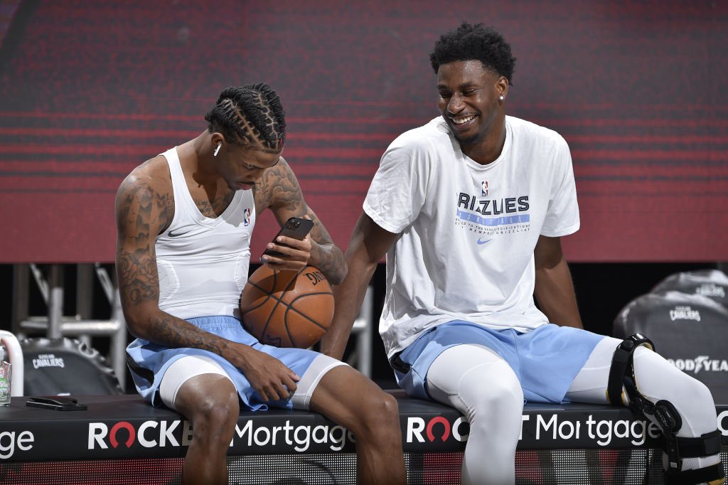 The Memphis Grizzlies have landed 4 of the last 30 All Rookie Team players over the last 3 years. https://t.co/S71K63SV90