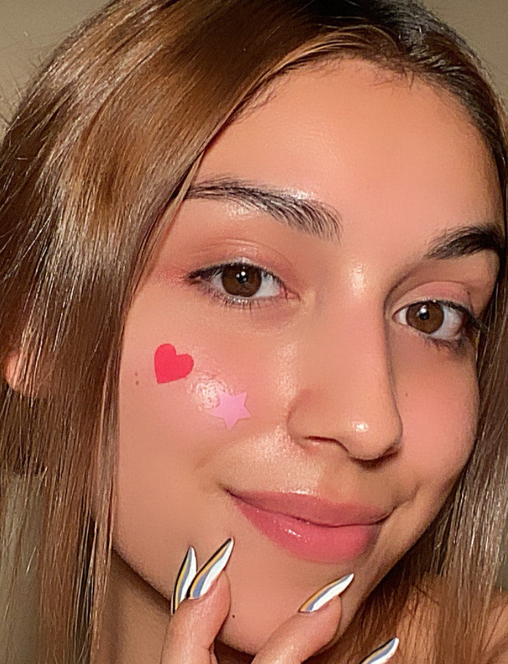 time to put these blemishes to rest💤 use our NEW Later Hater stickers to treat blemishes overnight🌙 - 📸:miabgalvan https://t.co/NIQmsBpB58