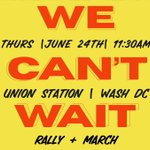 Image for the Tweet beginning: We demand Congress make a
