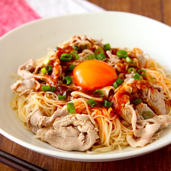 あの調味料は素麺とも合う?!とっても美味しそうな素麺レシピ!