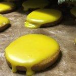 Image for the Tweet beginning: 【レモンのサブレ】焼き上がってます  当店では約8種類の小麦粉を使い分けたりブレンドしたりして、 イメージにあったお菓子づくりをしています  #八王子 #八王子テイクアウト #八王子スイーツ