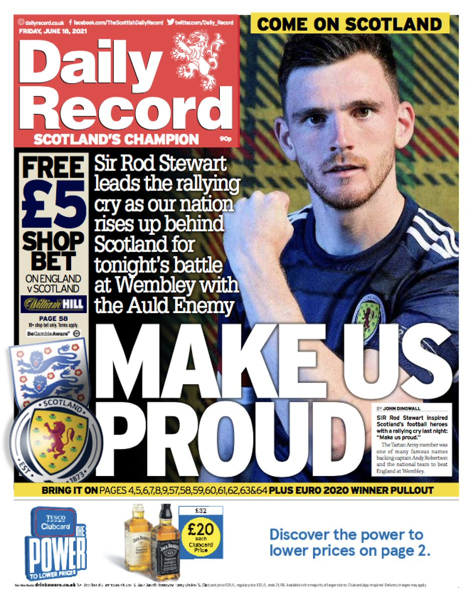 @Daily_Record's photo on Rod Stewart