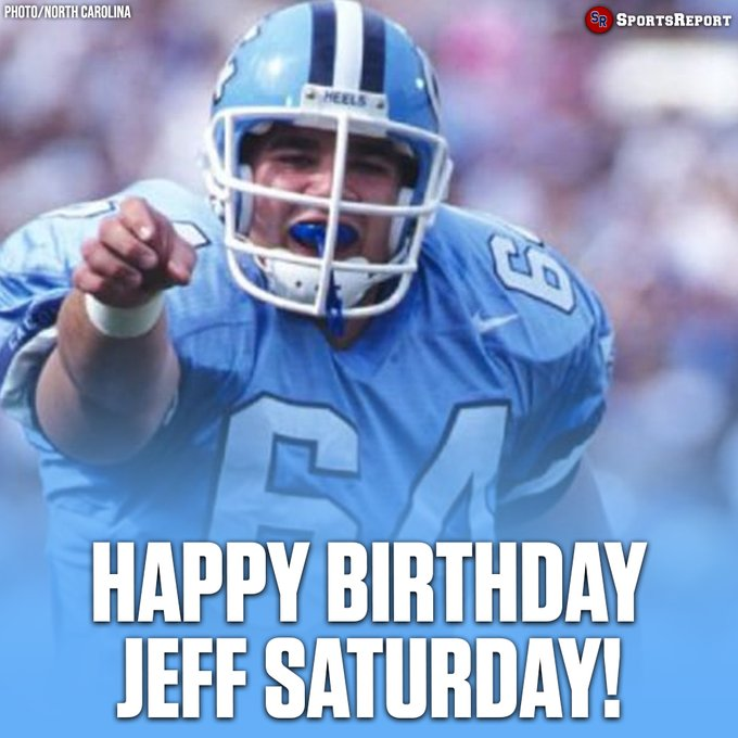 Fans, let\s wish great Jeff Saturday a Happy Birthday!