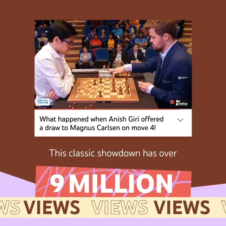 How did this 1500 year old game find new life and popularity worldwide ? Watch chess have the ultimate glow up on YouTube 👇 https://t.co/BDgZMMGSJH
