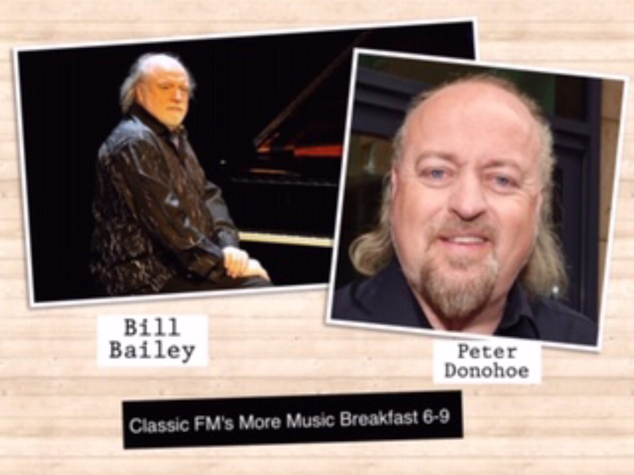 Happy Birthday to pianist Peter Donohoe  Any excuse for an oldie  Breakfast