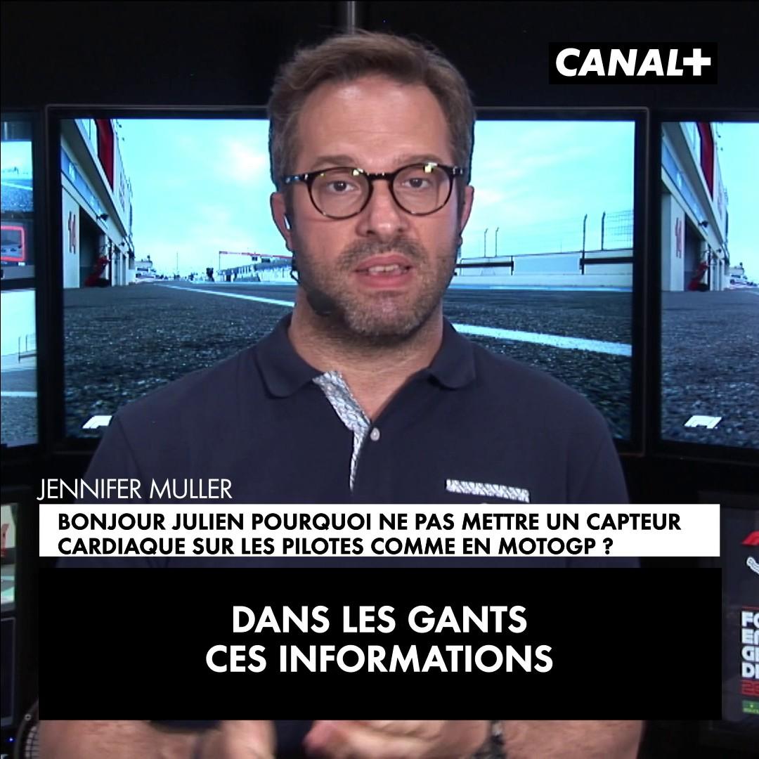 @CanalplusF1's photo on Julien