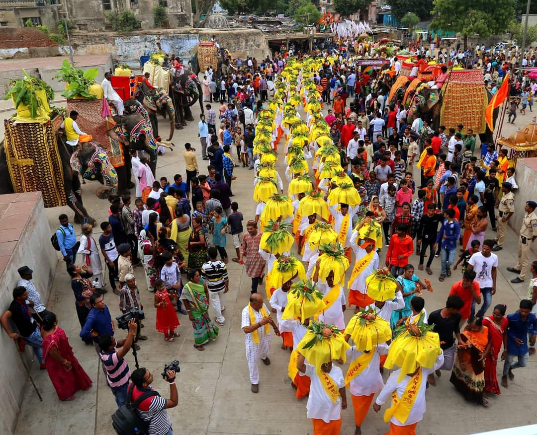Police permission to simple Jal Yatra procession ahead of Rath Yatra in Ahmedabad