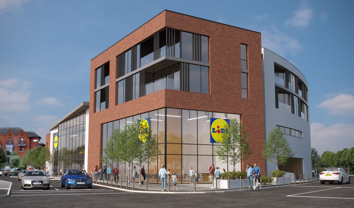 Lidl is planning a 'landmark' new building in Douglas, with 30 new jobs in the pipeline https://t.co/l9IwcyVL7d https://t.co/hp7B9uAVC4