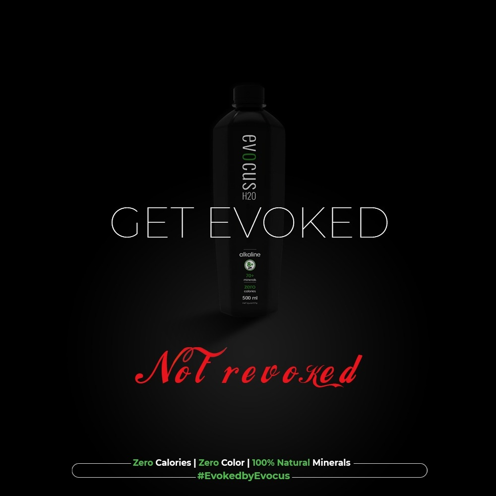 Ditch the unhealthy   #GetEvokedByBlack  #DrinkEvocus #DrinkBlack https://t.co/uhNu5otCNk