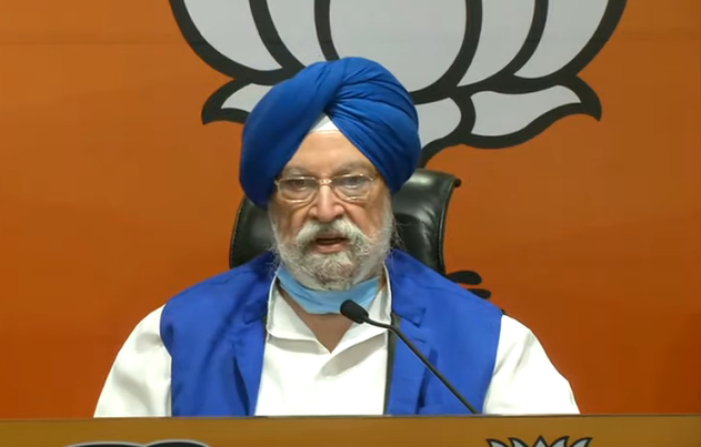 Congress leaders are not on the same page. Some of them think profiteering on centrally supplied medicines is legitimate.   The Health Minister of Punjab govt abstained all responsibility from this scam!  - Shri @HardeepSPuri https://t.co/S1lsHEM5RE