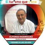 Image for the Tweet beginning: 🔴  Hoy en #ElTurismoqueViene