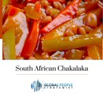 Image for the Tweet beginning: South African Chakalaka is a