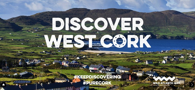 Our new Discover West Cork digital brochure showcases the best of #WestCork. Developed with West Cork Tourism Network (WCTN), @Corkcoco and @pure_cork, the brochure is available for local tourism businesses to use now 👉 https://t.co/tOaBva2YYA  #WildAtlanticWay #KeepDiscovering https://t.co/yaD89bl13d