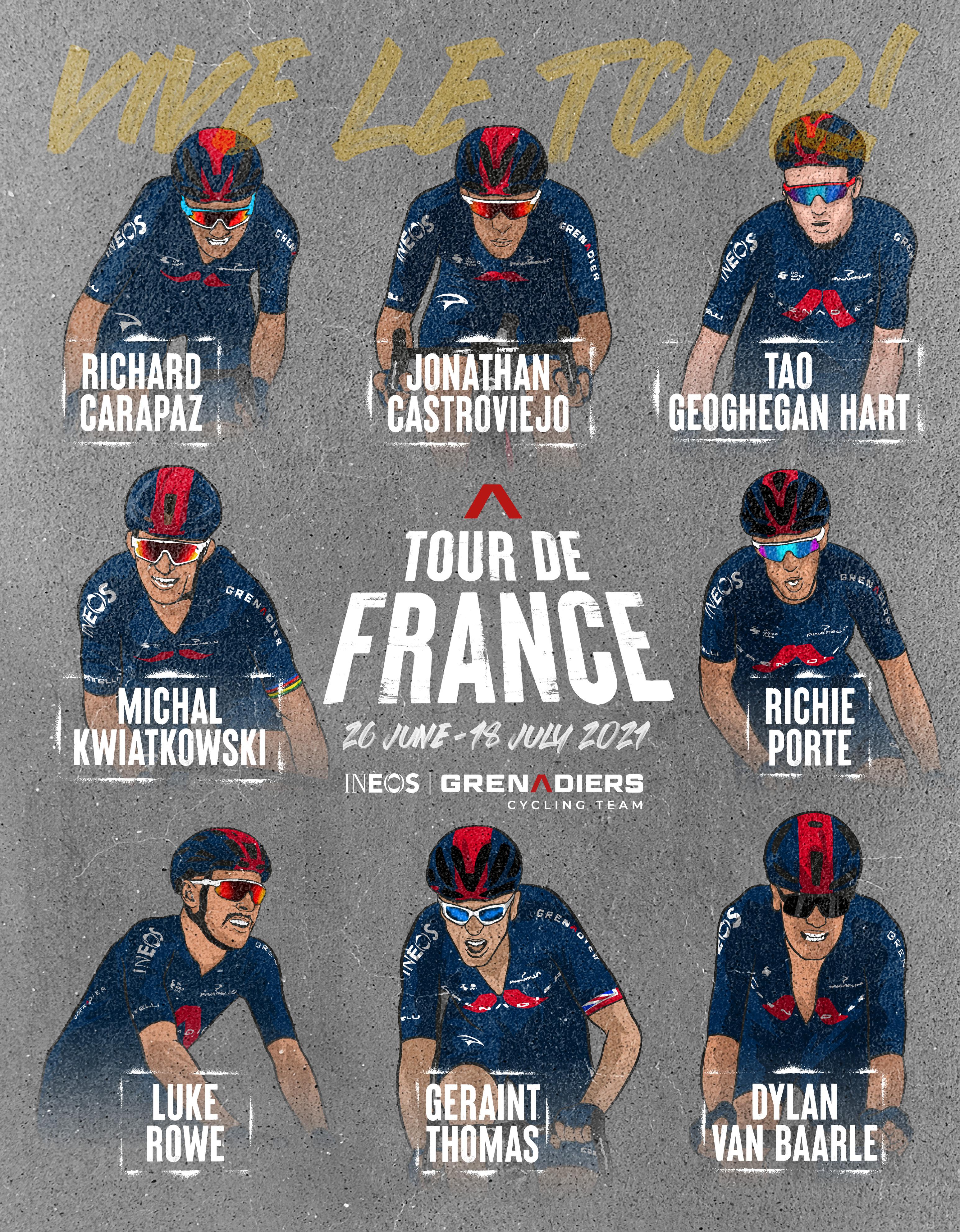 E4K4OeYWUAAamvV?format=jpg&name=4096x4096 - Tour de Francia: Eslovenia vs INEOS
