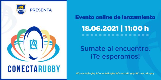 La UAR presentó Conecta Rugby