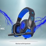 Image for the Tweet beginning: DLAND gaming headset is a