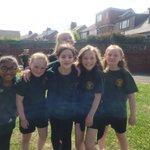 Image for the Tweet beginning: Our Year 6 children enjoying