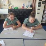 Image for the Tweet beginning: Maths, maths, maths in #SJV6B