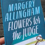Image for the Tweet beginning: #amreading #fridayreads #margeryallingham #classiccrime