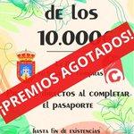 Image for the Tweet beginning: Finaliza el reparto de pasaportes