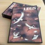 Image for the Tweet beginning: Le magazine LEGS, réalisé par