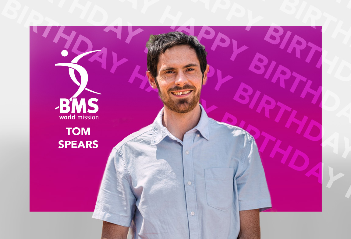 test Twitter Media - 🥳 Just a few days ago, we were wishing Mel Spears a happy birthday, and now it's Tom's turn!  Mel and Tom serve in Chad, using their skills in public health and medicine to bless the patients at BMS-supported Guinebor II hospital. 💙  Click like to wish Tom a happy birthday! 🥳 https://t.co/0sj7Htrq64