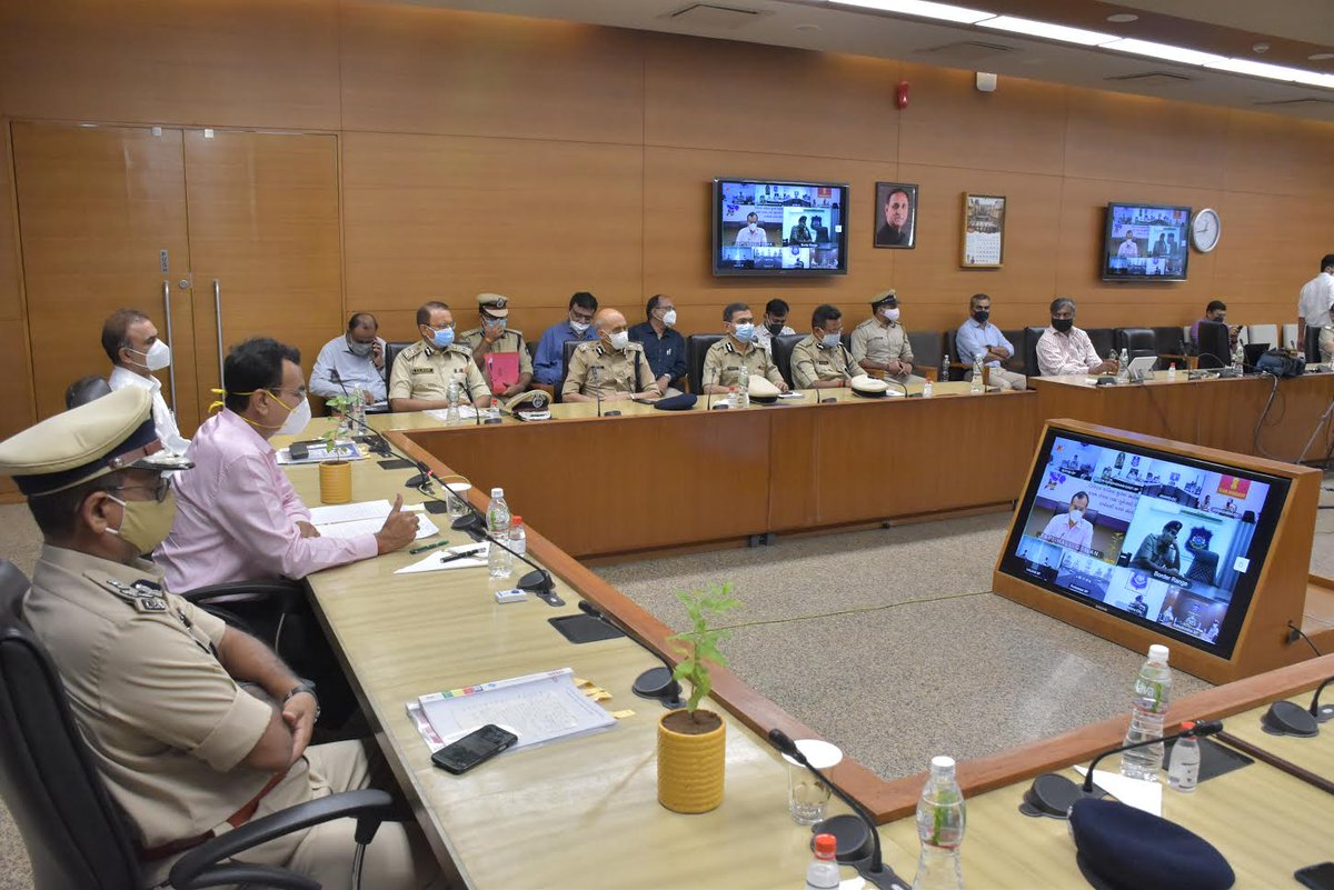 Ten new cyber crime police stations inaugurated in Gujarat