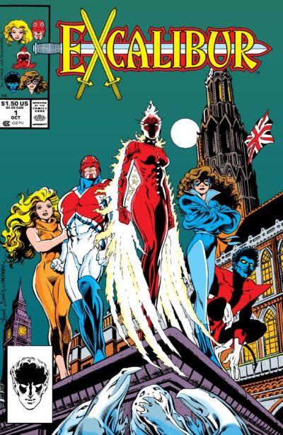 Happy Birthday to Alan Davis, my favorite comic book artist of all time.