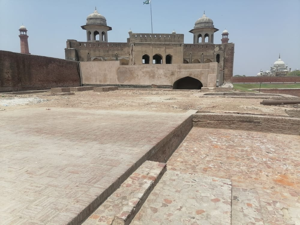 Lahore Fort has been restored and preserved for our future generations. My government intends to eventually preserve and restore all our historical sites. https://t.co/NXyal9puKN