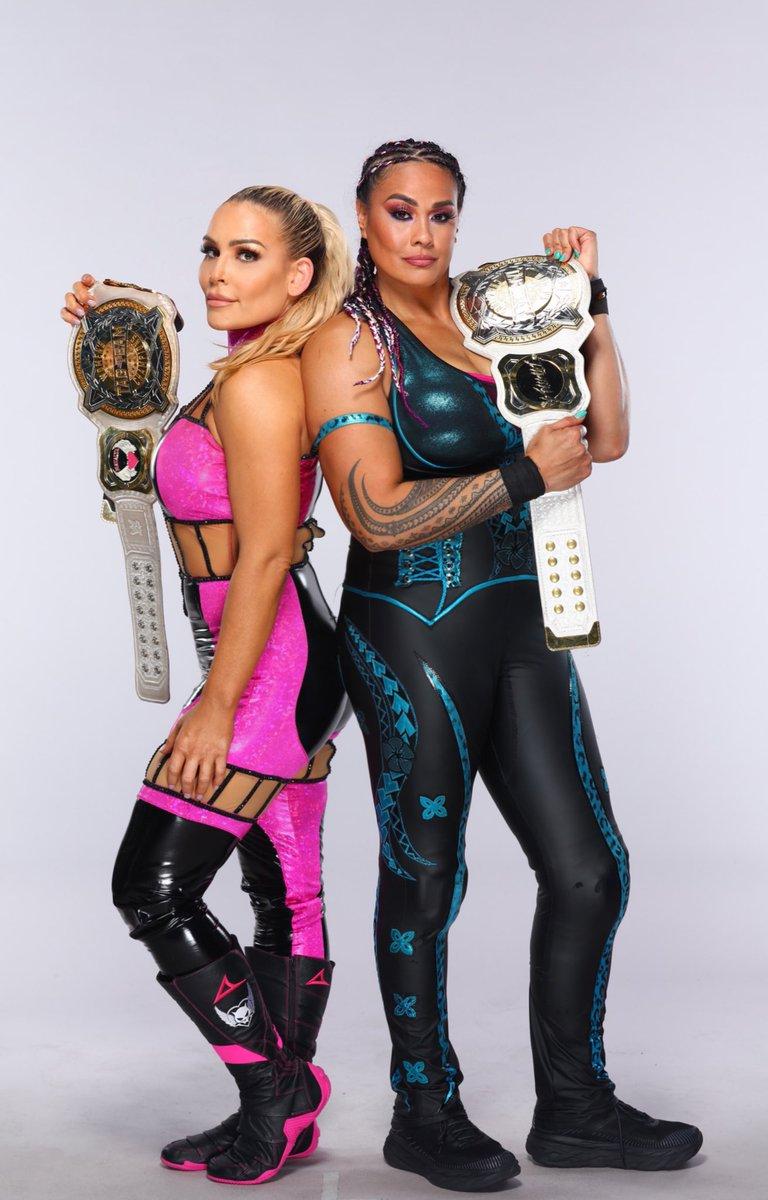 @NatbyNature's photo on #SmackDown