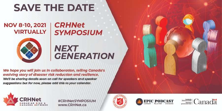 Be sure to join us LIVE coming up at the top of the hour. #EMGTwitter #CRHNet #CRHNetSymposium
