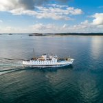 Image for the Tweet beginning: 18/06/2021 at 16:47 Scillonian III