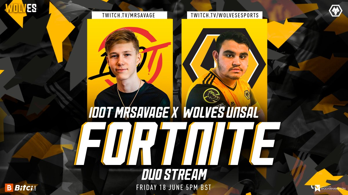 Wolves Esports are LIVE! 🎮👇