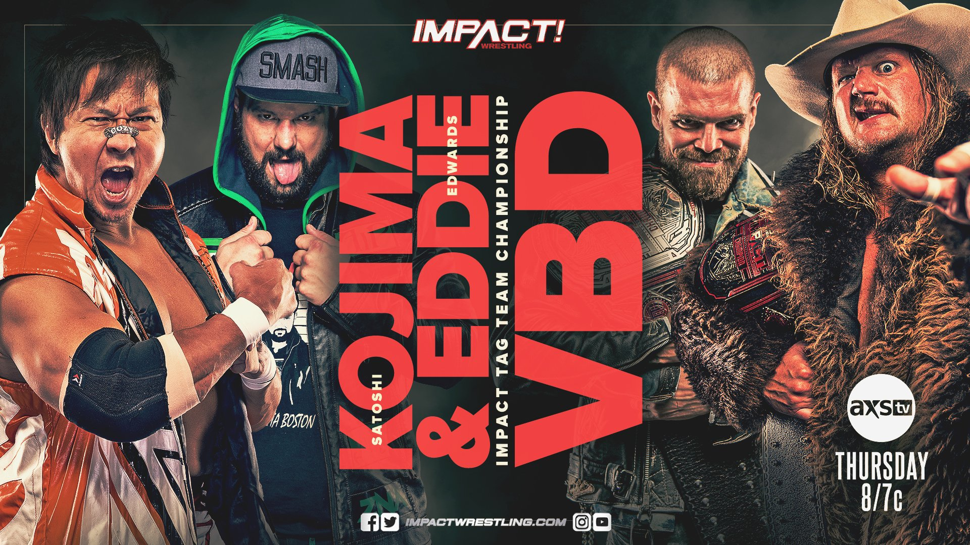 Brace For IMPACT for 6/24/21