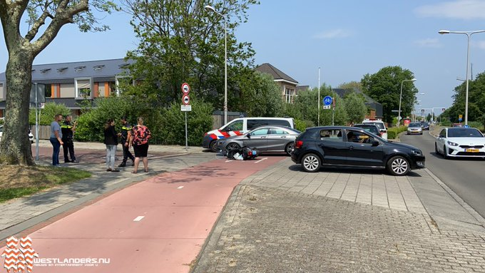 Ongeluk bij hotspot Heulweg https://t.co/VPPDxGh7YH https://t.co/UtUMaJDxVr