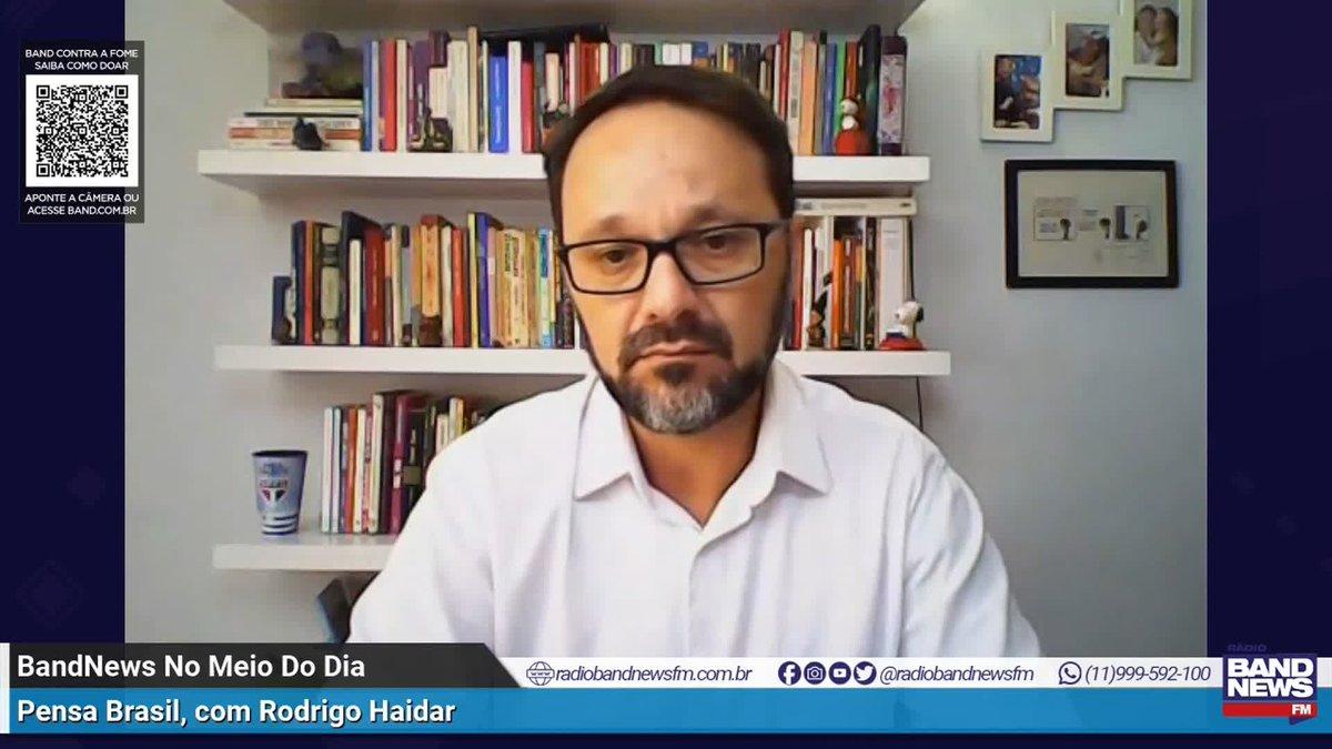 Pensa Brasil, Rodrigo Haidar (@RodrigoHaidar): Nota-se um amadurecimento entre o poder legislativo e o judiciário https://t.co/SpYbOcEGJS