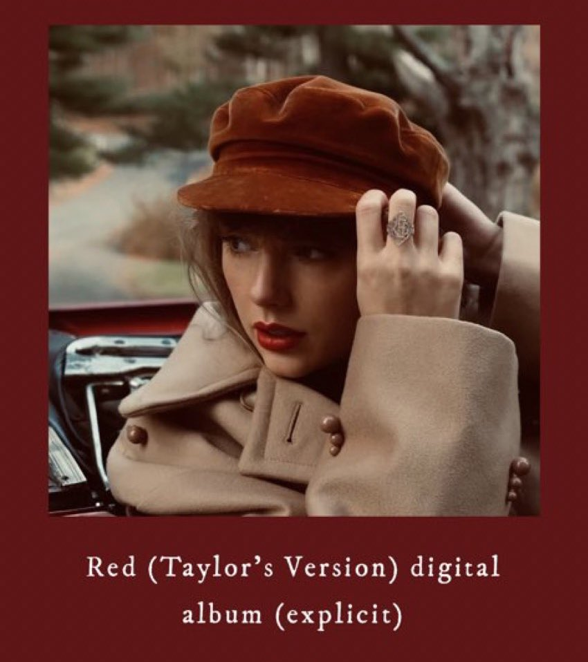 5 Things About Red (Taylor's Version) We're Most Looking Forward To