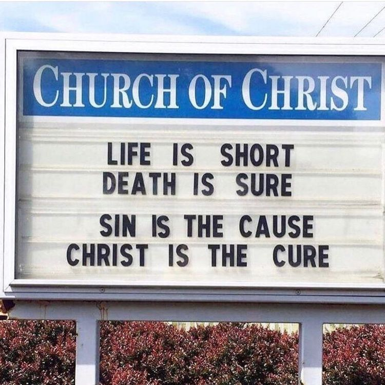 Christ is the cure….. https://t.co/Qd4zZS1xyb