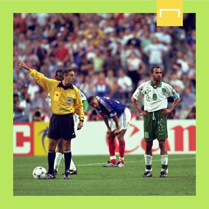 مثل هذا اليوم عام 1998 المنتخب السعودي يخسر